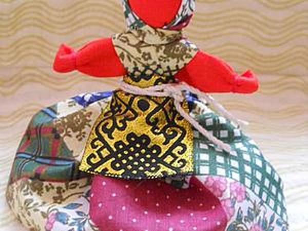 Делаем пасхальную куколку на яйцо | Ярмарка Мастеров - ручная работа, handmade
