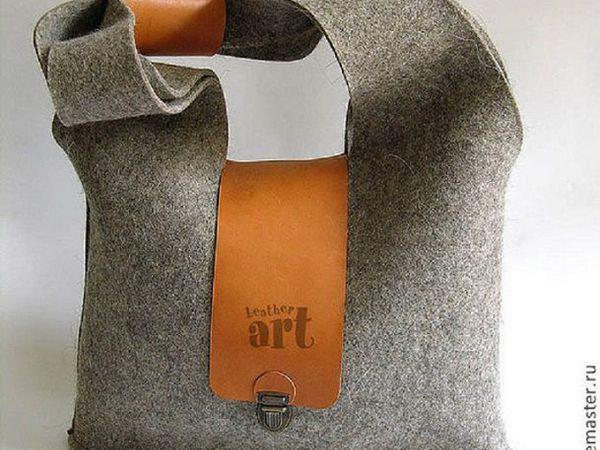 Войлочные сумки. Как ухаживать?   Ярмарка Мастеров - ручная работа, handmade