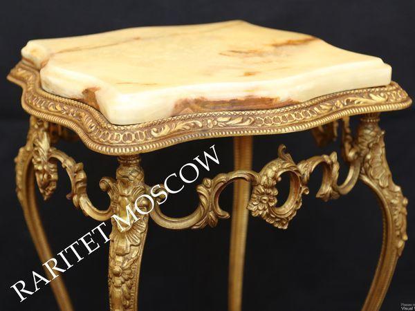 РАРИТЕТИЩЕ Стол этажерка подставка жардиньерка 4 | Ярмарка Мастеров - ручная работа, handmade
