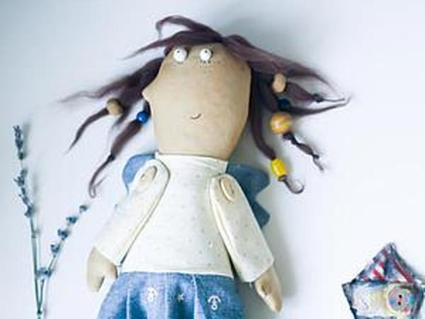 Шьем ароматизированную куклу «Лето, прощай!» | Ярмарка Мастеров - ручная работа, handmade