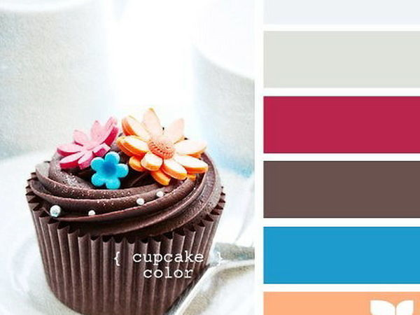 40+ Palettes Inspired by the World of Sweets | Livemaster - handmade