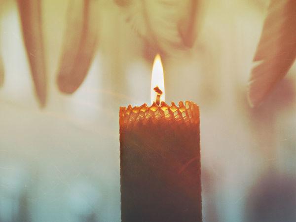 Алхимия восковой свечи - о свойствах воска и огня   Ярмарка Мастеров - ручная работа, handmade