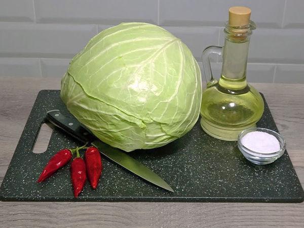 Попробовав хоть раз эту капусту, вы забудете про другие рецепты | Ярмарка Мастеров - ручная работа, handmade