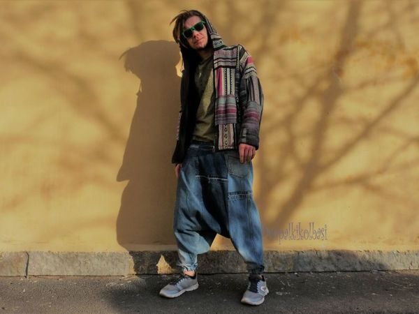 Алладины из переработанной джинсы! уже в магазине!   Ярмарка Мастеров - ручная работа, handmade