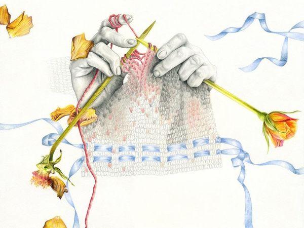Что посеяно в детстве... То не вырубишь топором! | Ярмарка Мастеров - ручная работа, handmade