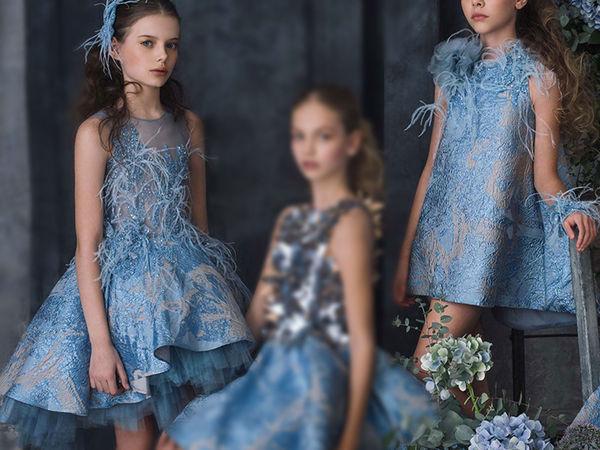 1687654e36b3110 Самые нарядные платья для самых красивых девочек | Ярмарка Мастеров -  ручная работа, handmade