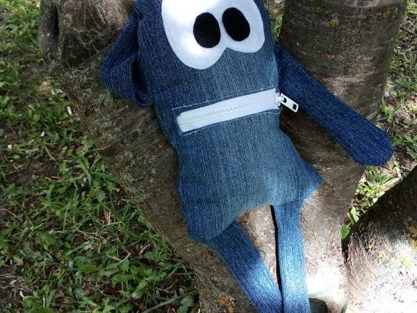 Делаем игрушку-приведение   Ярмарка Мастеров - ручная работа, handmade