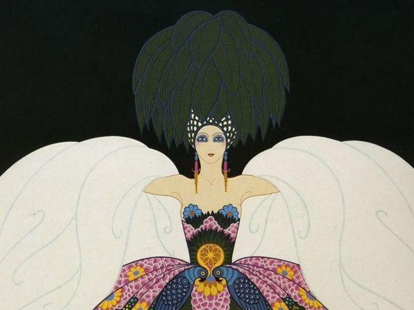 Интересная выставка: «Гении Ар-Деко. Парижская мода» | Ярмарка Мастеров - ручная работа, handmade