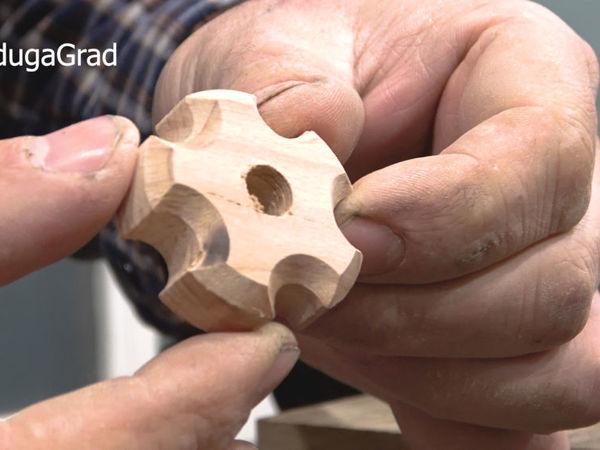 Как сделать ручки-барашки | Ярмарка Мастеров - ручная работа, handmade