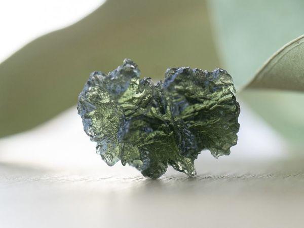 Влтавин. Уникальный чешский минерал | Ярмарка Мастеров - ручная работа, handmade