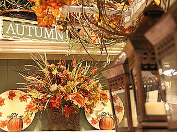 Уютные краски осенни: идеи декора для дома | Ярмарка Мастеров - ручная работа, handmade