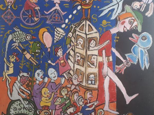 Авторские картины в наличии и  в рассрочку   Ярмарка Мастеров - ручная работа, handmade