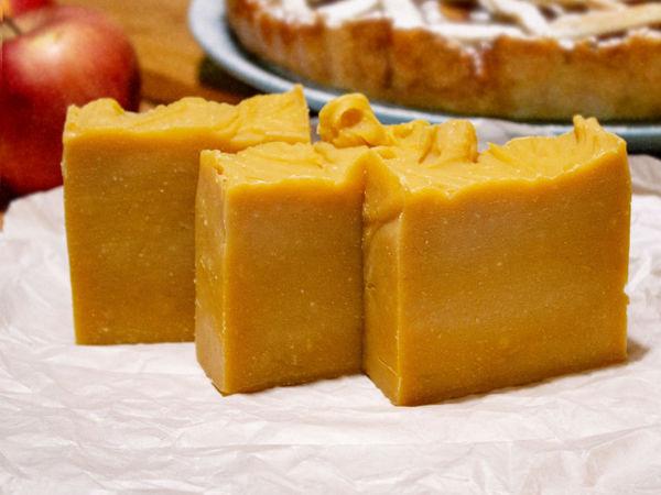 Яблочный пирог | Ярмарка Мастеров - ручная работа, handmade
