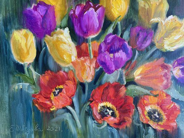 Вечное цветение! | Ярмарка Мастеров - ручная работа, handmade