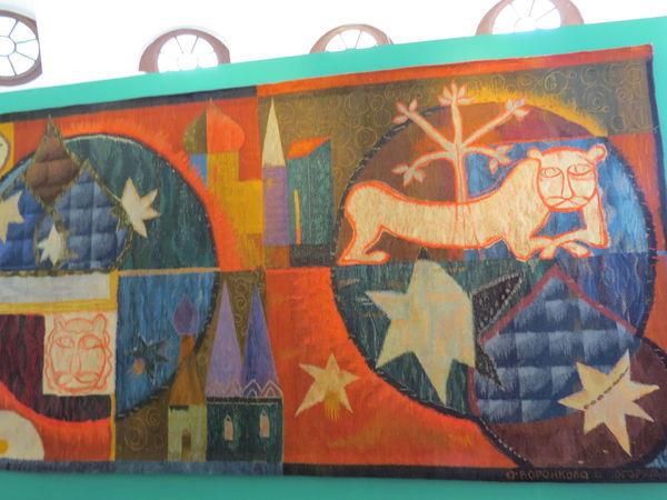 Выставка современного гобелена: музей Царицыно   Ярмарка Мастеров - ручная работа, handmade