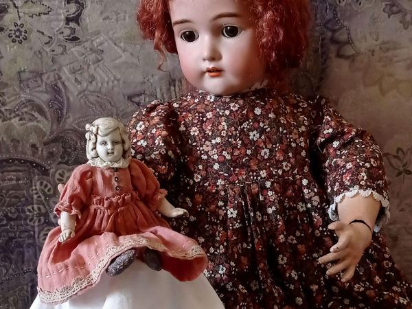 Кукла для куклы   Ярмарка Мастеров - ручная работа, handmade
