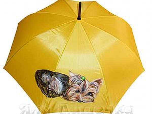 Акция на  зонты на заказ  по 1190 руб. Ручная роспись. ЗАКРЫТА. | Ярмарка Мастеров - ручная работа, handmade