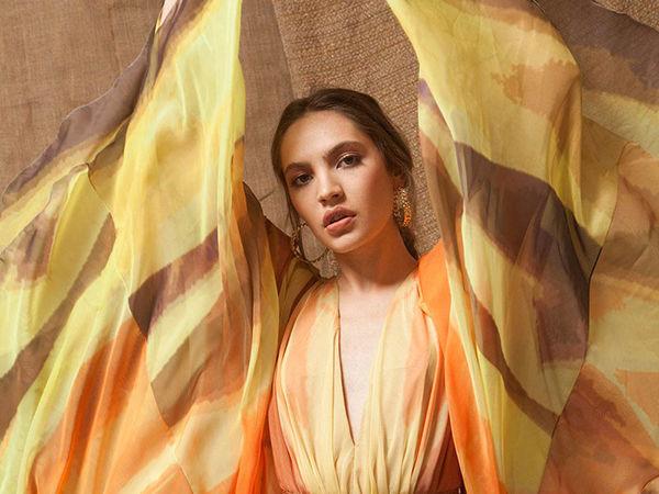 Цветок пустыни: 30 знойных образов от ливанской женщины-дизайнера Rayane Bacha