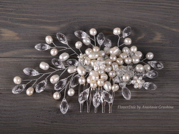 Свадебные украшения | Ярмарка Мастеров - ручная работа, handmade