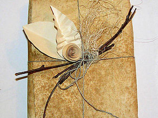 Быстрая  упаковка: мастер-класс | Ярмарка Мастеров - ручная работа, handmade