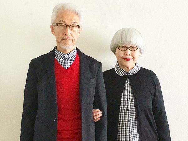 Абсолютная гармония: как 70-летние супруги сочетают свою одежду, создавая единый образ   Ярмарка Мастеров - ручная работа, handmade