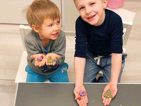 Мастер класс по лепке из полимерной глины | Ярмарка Мастеров - ручная работа, handmade