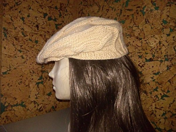 Вяжем классическую кепку реглан спицами | Ярмарка Мастеров - ручная работа, handmade