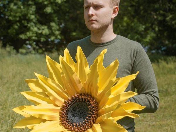 Дарите цветы! | Ярмарка Мастеров - ручная работа, handmade