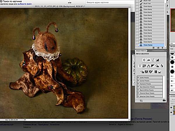 Создание атмосферы фотографии: накладываем текстуру | Ярмарка Мастеров - ручная работа, handmade