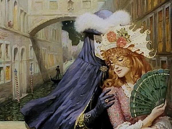 Венецианский карнавал | Ярмарка Мастеров - ручная работа, handmade