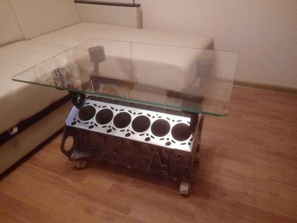 Стол из блока цилиндров V12 | Ярмарка Мастеров - ручная работа, handmade