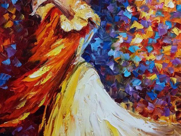 Картины настроения Василия Черных | Ярмарка Мастеров - ручная работа, handmade