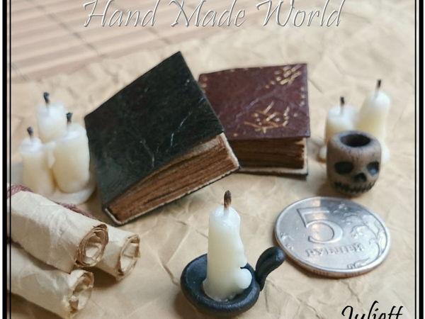 Как сделать мини-свечи для румбокса | Ярмарка Мастеров - ручная работа, handmade