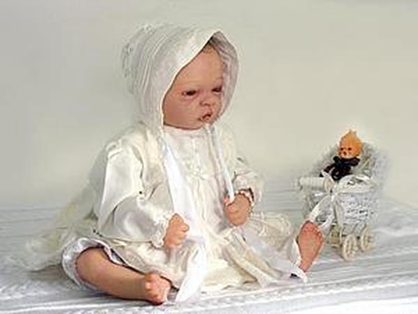 Куклы-реборн (reborn). История создания | Ярмарка Мастеров - ручная работа, handmade