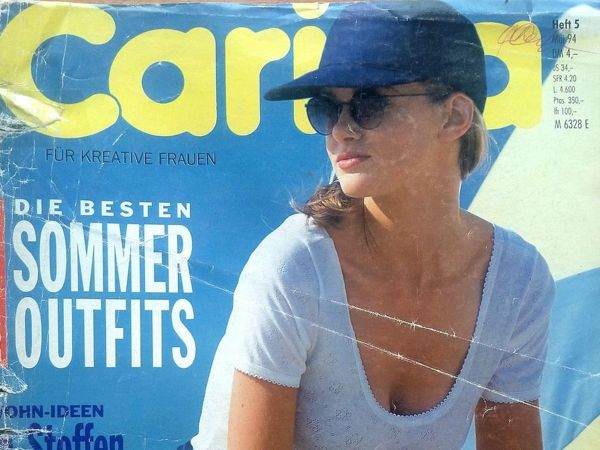 Carina № 5/1994. Фото моделей | Ярмарка Мастеров - ручная работа, handmade