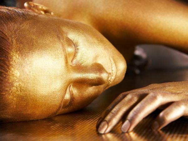 Золото больше не убивает души | Ярмарка Мастеров - ручная работа, handmade