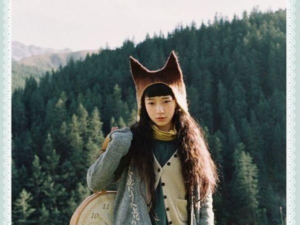 Кто такая девушка Мори? | Ярмарка Мастеров - ручная работа, handmade