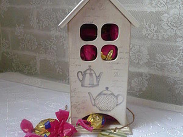 Как еще можно использовать чайные домики | Ярмарка Мастеров - ручная работа, handmade