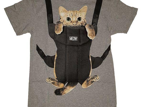 Холодно? Надень кота! Интересные дизайнерские идеи с домашними любимцами | Ярмарка Мастеров - ручная работа, handmade