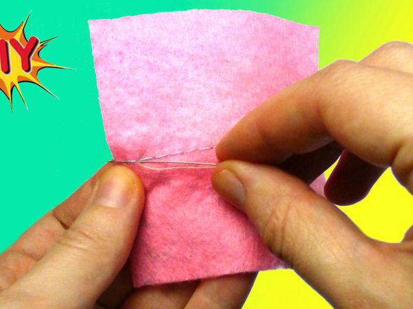 Нет швейной машинки? 3 варианта, как шить вручную | Ярмарка Мастеров - ручная работа, handmade