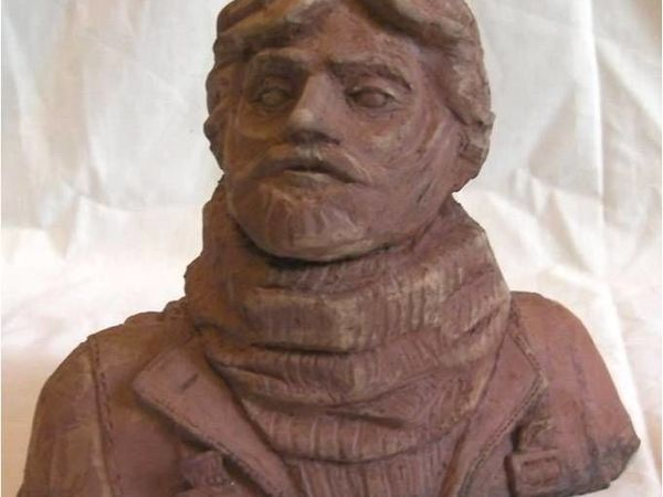 Полые керамические фигурки из глины | Ярмарка Мастеров - ручная работа, handmade