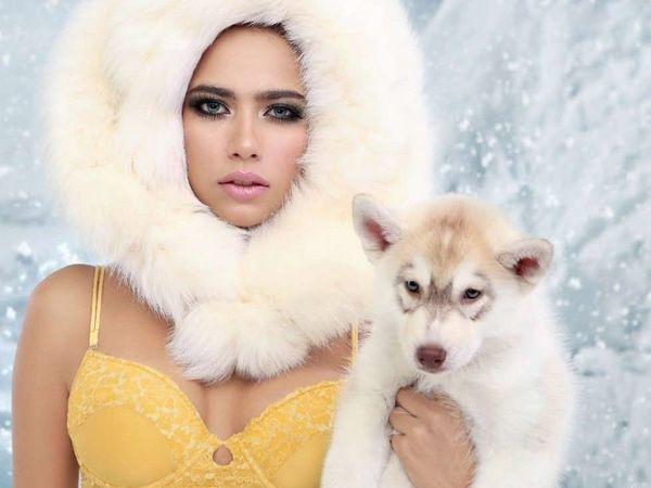 Год Желтой Собаки — встречаем в соответствующем белье! | Ярмарка Мастеров - ручная работа, handmade