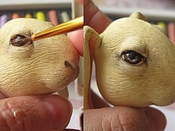 Делаем зайца из эфапласта | Ярмарка Мастеров - ручная работа, handmade