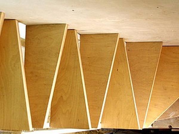 Строим лестницу «гусиный шаг» | Ярмарка Мастеров - ручная работа, handmade