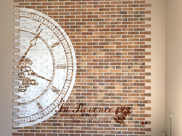 Видео мастер-класс: декорируем стену в стиле лофт   Ярмарка Мастеров - ручная работа, handmade
