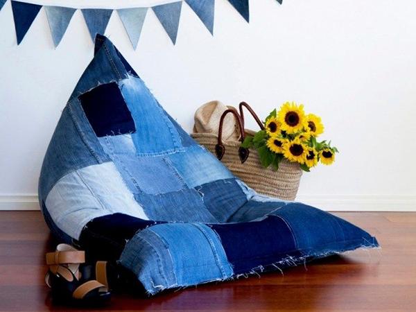 Что можно сделать из старых джинсов: 8 мастер-классов + 3 вдохновляющих подборки | Ярмарка Мастеров - ручная работа, handmade