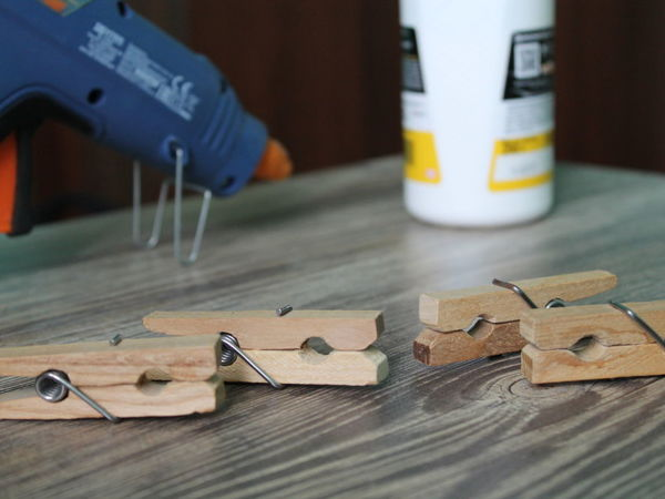 Делаем игрушки из прищепок | Ярмарка Мастеров - ручная работа, handmade