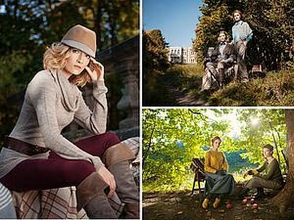 Лукбук осень-зима 2014-2015   Ярмарка Мастеров - ручная работа, handmade