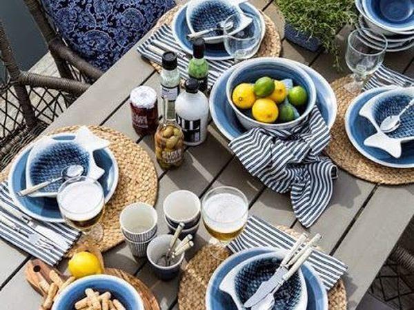 Как красиво нарядить стол, или Способы и стили сервировки   Ярмарка Мастеров - ручная работа, handmade