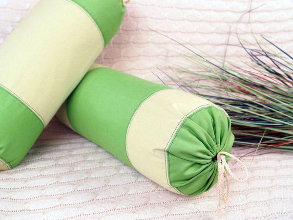 Швами наружу или обратная сторона подушек.   Ярмарка Мастеров - ручная работа, handmade